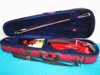 Stentor Student 2 Violin- (1/2 size)