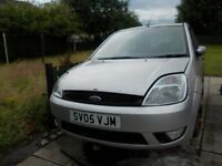 2005 Ford Fiesta 1.4 Breaking for spares.