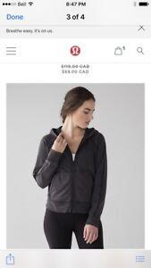 Lululemon hoodie new