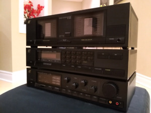 Sansui stereo components - 185 $