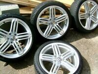 RS6 alloys 18""