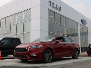 2017 Ford Fusion 401A, Sport V6, Leather, SYNC 3, NAV