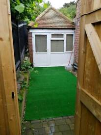 Small studio with patio garden available in High Wycombe