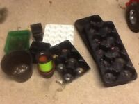 Free various plastic plant pots and trays