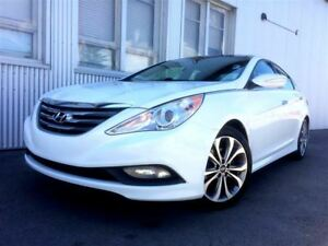 2014 Hyundai Sonata Limited, PAN SUNROOF, LEATHER, HEATED SEATS.