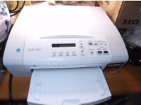 BROTHER ALL IN ONE PRINTER DCP-197C FAULTY