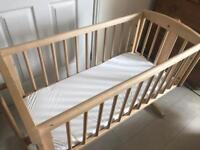 Mother care Crib like new