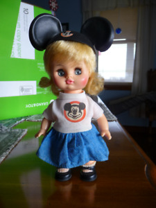 Mickey Mouse Club Doll