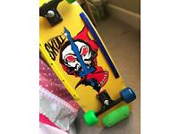Barely used skateboard