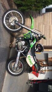 Kawasaki 100 2 stroke