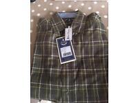 Jack Murphy brand new shirt Rrp £67.99 size small
