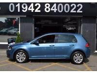 2013 13 VOLKSWAGEN GOLF 1.6 SE TDI BLUEMOTION TECHNOLOGY DSG 5D AUTO DIESEL HB
