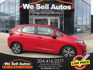 2015 Honda Fit EX *LOW KM *ALLOY WHEELS *BTOOTH *TOUCH SCREEN