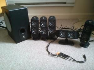 Logitech X530 Speaker System