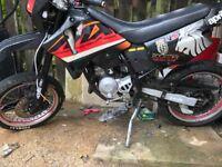 Aprilia MX50 (70cc) and aprilia rs50 frame