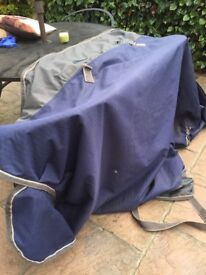 Horse outdoor waterproof blanket size 81''