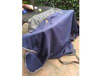 Horse outdoor waterproof blanket size 81''