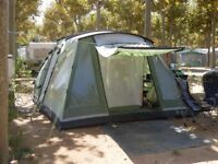 Large Family Tent in good condition