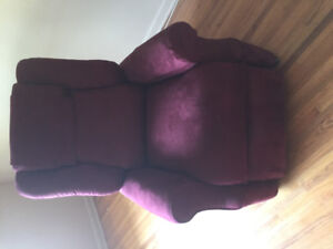 Free!! Couch vibrating chair