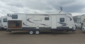 2015 Canyon Cat Travel Trailer