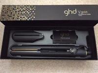 GHD Gold Hair Straighteners – Brand New