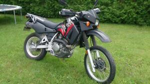 Kawasaki KLR650 2004