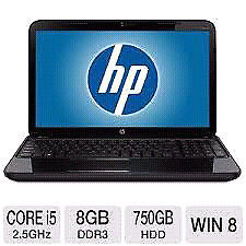 Hp pavilion G6 built in android 4.4.3 & 8gb ram 750 gb hd
