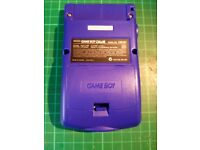 Gameboy Colour - Grape - Excellent Condition - Tested