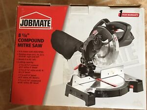 Compound Mitre Saw - still in box