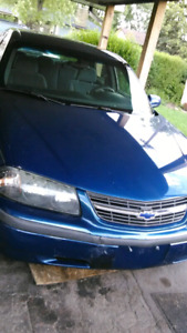 2003 chevy Impala trade for truck or for sale