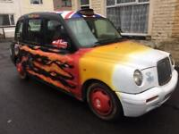 London Taxi 7 SEAT Diesel, REAL HEAD TURNER PERFECT FOR PARTY, ADVERTISEMENT, HOLIDAY TRIPS, project