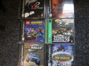 Ps1 Ps2 Gamecube games!