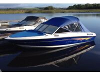 Bayliner 175 bow rider boat