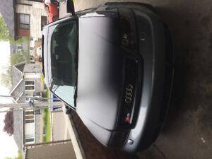 2001 Audi A6 Cabriolet