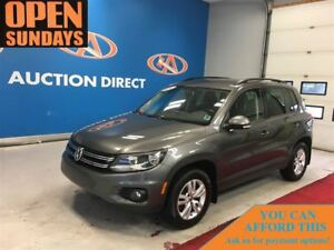 2014 Volkswagen Tiguan Trendline! FINANCE NOW!
