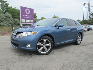 2010 Toyota VENZA AWD LOADED CLEAN CAR PROOF PANORAMIC REAR CAME