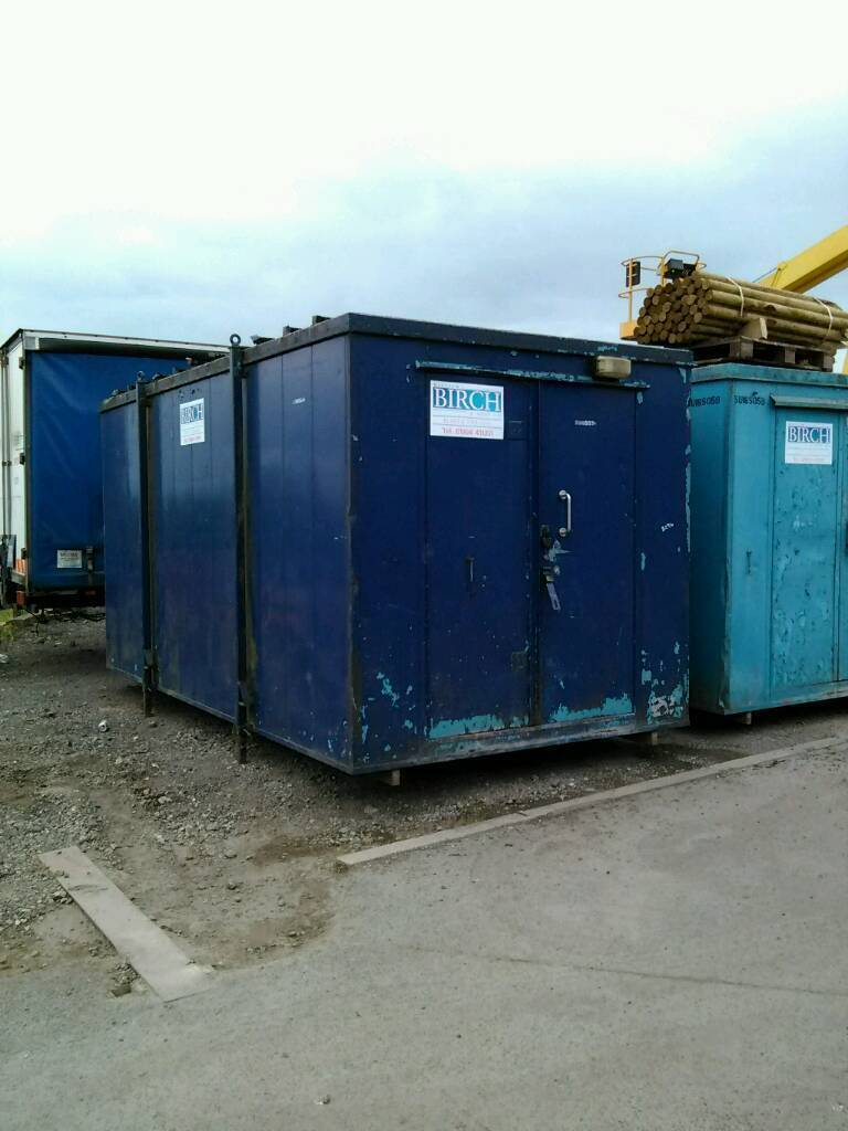 12ft storage Containers   in Askern, South Yorkshire   Gumtree
