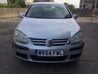 VOLKSWAGEN GOLF, 1.6 PETROL, ONE OWNER, NEW MOT