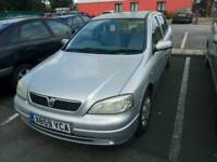Vauxhall Astra 2000 1.6 Auto 70,500 miles Mint condition MOT sept17