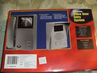 VIDEO DOOR ENTRY SECURITY SYSTEM (Brand New & Boxed)