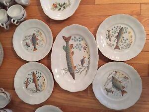 Set de vaisselle de qualité pour 6 personnes