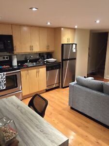 Newly Renovated Studio Apartment in Southend Halifax