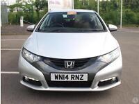 Honda Civic 1.6 i-DTEC ES 5dr