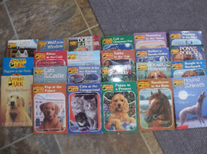 Animal Ark, Wishbone, Puppy Palace and more!!!