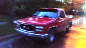 1994 GMC Shortbox. $6500.00 obo moving must sell this week