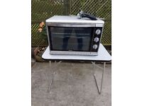 portable electric oven