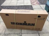Black Ironman Koa 500 22inch Road Bike