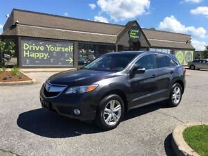 2014 Acura RDX AWD/CARPROOF CLEAN/LEATHER/SUNROOF/HEATED SEATS