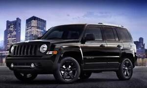 2017 Jeep Patriot SUV, Crossover