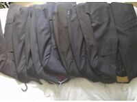11 mens suit jackets all unworn , price is all